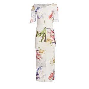 Ganni Floral Dress